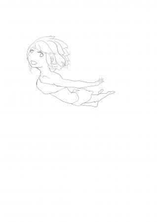 【絵の描き方まとめ】ペンタブ買って5時間かけて絵を描いたんだが