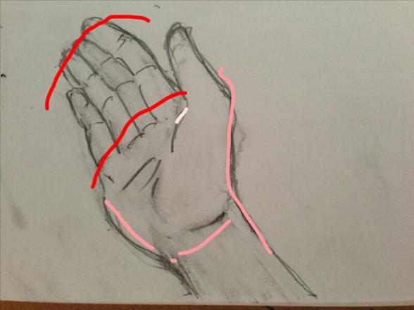 【絵の描き方】手の絵が描けないんだが